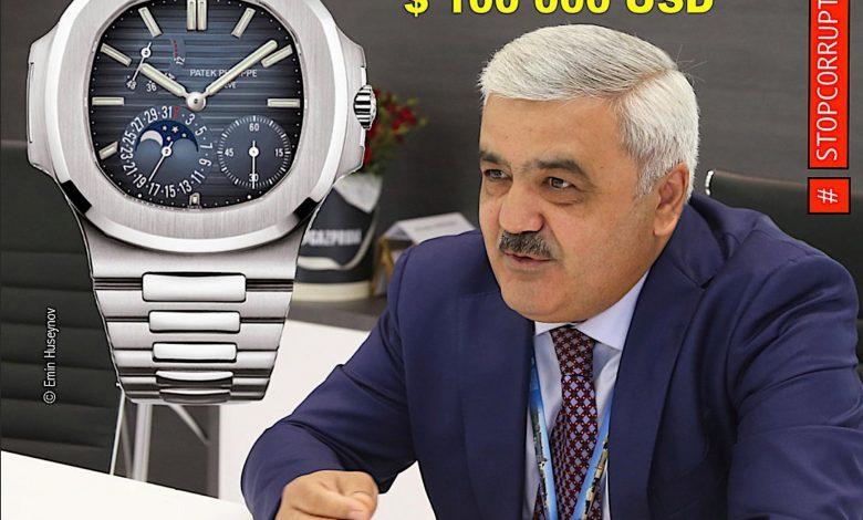 Rövnəq Abdullayevin 3 milyon dollarlıq maşın kolleksiyası –
